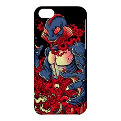 Creature Apple Iphone 5c Hardshell Case by Contest1775858