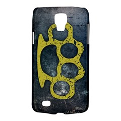 Brass Knuckles Samsung Galaxy S4 Active (i9295) Hardshell Case