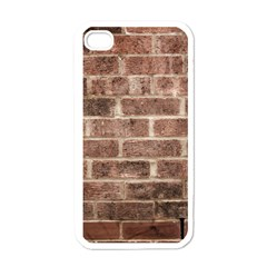 Brick Apple Iphone 4 Case (white)