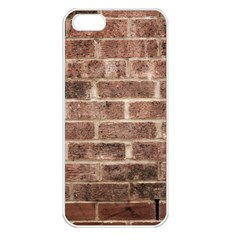 Brick Apple Iphone 5 Seamless Case (white)