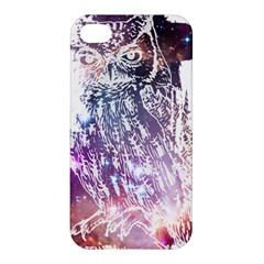 Cosmic Owl Apple Iphone 4/4s Hardshell Case by Contest1775858