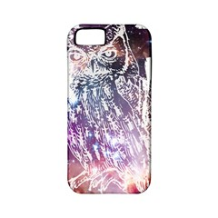 Cosmic Owl Apple Iphone 5 Classic Hardshell Case (pc+silicone) by Contest1775858