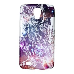 Cosmic Owl Samsung Galaxy S4 Active (i9295) Hardshell Case by Contest1775858