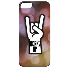 Horns Up Apple Iphone 5 Classic Hardshell Case
