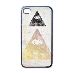 All Seeing Eye Apple Iphone 4 Case (black) by Contest1775858