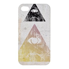 All Seeing Eye Apple Iphone 4/4s Hardshell Case by Contest1775858