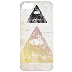 All Seeing Eye Apple Iphone 5 Classic Hardshell Case