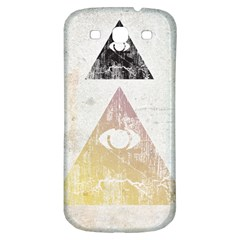 All Seeing Eye Samsung Galaxy S3 S Iii Classic Hardshell Back Case