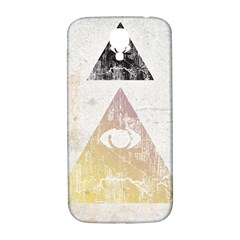 All Seeing Eye Samsung Galaxy S4 I9500/i9505  Hardshell Back Case by Contest1775858