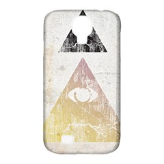 All Seeing Eye Samsung Galaxy S4 Classic Hardshell Case (pc+silicone)