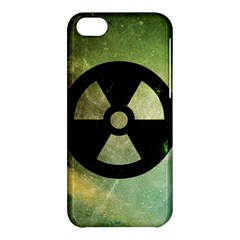 Radioactive Apple Iphone 5c Hardshell Case by Contest1775858