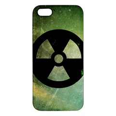 Radioactive Iphone 5s Premium Hardshell Case