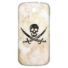 Pirate Samsung Galaxy S3 S Iii Classic Hardshell Back Case by Contest1775858