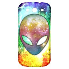 Space Alien Samsung Galaxy S3 S Iii Classic Hardshell Back Case