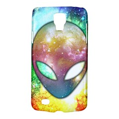 Space Alien Samsung Galaxy S4 Active (i9295) Hardshell Case