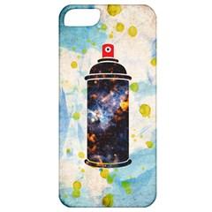 Spray Paint Apple Iphone 5 Classic Hardshell Case by Contest1775858