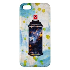 Spray Paint Iphone 5 Premium Hardshell Case by Contest1775858