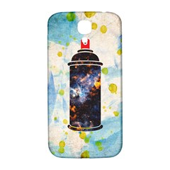 Spray Paint Samsung Galaxy S4 I9500/i9505  Hardshell Back Case by Contest1775858