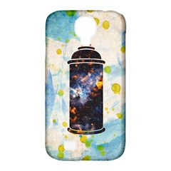 Spray Paint Samsung Galaxy S4 Classic Hardshell Case (pc+silicone) by Contest1775858