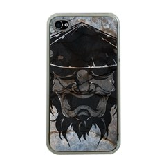 Stone Samurai Apple Iphone 4 Case (clear)