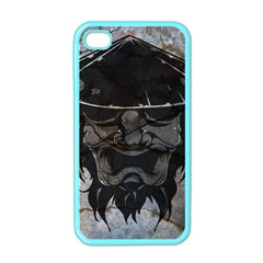 Stone Samurai Apple Iphone 4 Case (color) by Contest1775858