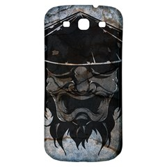 Stone Samurai Samsung Galaxy S3 S Iii Classic Hardshell Back Case by Contest1775858