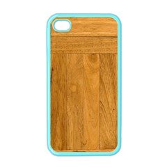 Wood Design Apple Iphone 4 Case (color)
