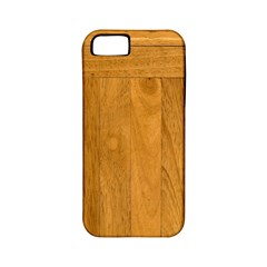 Wood Design Apple Iphone 5 Classic Hardshell Case (pc+silicone)