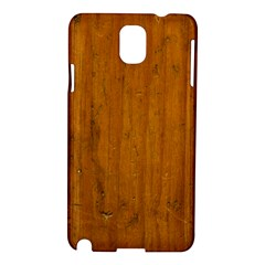 Dark Wood Samsung Galaxy Note 3 N9005 Hardshell Case by Contest1775858