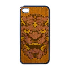 Demon Apple Iphone 4 Case (black)