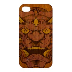 Demon Apple Iphone 4/4s Hardshell Case by Contest1775858