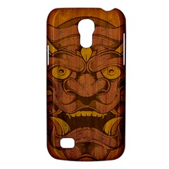 Demon Samsung Galaxy S4 Mini Hardshell Case  by Contest1775858