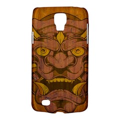 Demon Samsung Galaxy S4 Active (i9295) Hardshell Case by Contest1775858