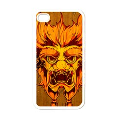 Oni Apple Iphone 4 Case (white) by Contest1775858