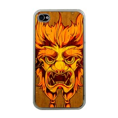 Oni Apple Iphone 4 Case (clear) by Contest1775858