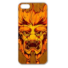 Oni Apple Seamless Iphone 5 Case (clear) by Contest1775858