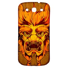 Oni Samsung Galaxy S3 S Iii Classic Hardshell Back Case by Contest1775858