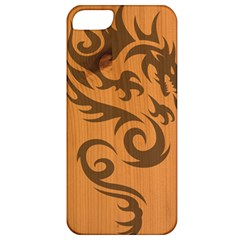 Tribal Dragon Apple Iphone 5 Classic Hardshell Case