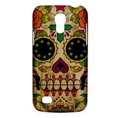 Sugar Skull Samsung Galaxy S4 Mini Hardshell Case  by Contest1775858