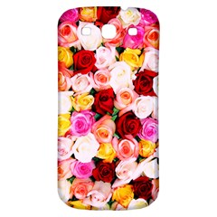 Stop & Smell The Iphone Samsung Galaxy S3 S Iii Classic Hardshell Back Case