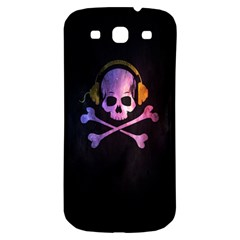 Rock Out With Your Skull Out    Samsung Galaxy S3 S Iii Classic Hardshell Back Case by TheTalkingDead