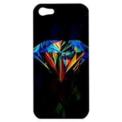 Diamonds Are Forever  Apple Iphone 5 Hardshell Case