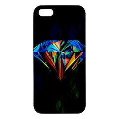Diamonds Are Forever  Iphone 5 Premium Hardshell Case