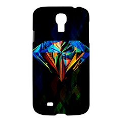 Diamonds Are Forever  Samsung Galaxy S4 I9500/i9505 Hardshell Case by TheTalkingDead