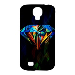 Diamonds Are Forever  Samsung Galaxy S4 Classic Hardshell Case (pc+silicone) by TheTalkingDead