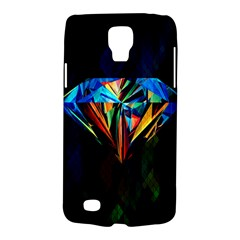 Diamonds Are Forever  Samsung Galaxy S4 Active (i9295) Hardshell Case by TheTalkingDead