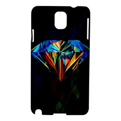 Diamonds Are Forever  Samsung Galaxy Note 3 N9005 Hardshell Case