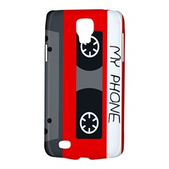 Cassette Phone Samsung Galaxy S4 Active (i9295) Hardshell Case by TheTalkingDead