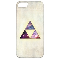 Cosmic Triangles Apple Iphone 5 Classic Hardshell Case