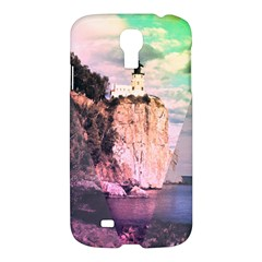 Lighthouse Samsung Galaxy S4 I9500/i9505 Hardshell Case by Contest1775858